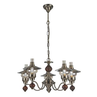 Люстра подвесная Arte Lamp TRATTORIA A5664LM-5AB 5x60Вт E14 A5664LM-5AB