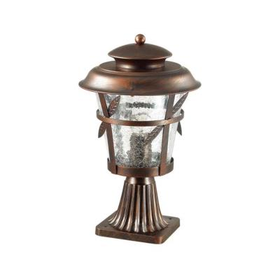Уличный светильник фонарь на столб ALETTI 4052/1B 4052/1B