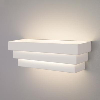 Настенный светодиодный светильник с поворотным плафоном Paloma LED белый (MRL LED 1013) MRL LED 1013
