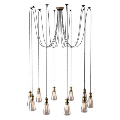 Светильник подвесной De Markt Фьюжн 392017310 Лофт 392017310