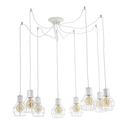 Люстра подвесная Arte Lamp INTERNO A9182SP-8WH A9182SP-8WH