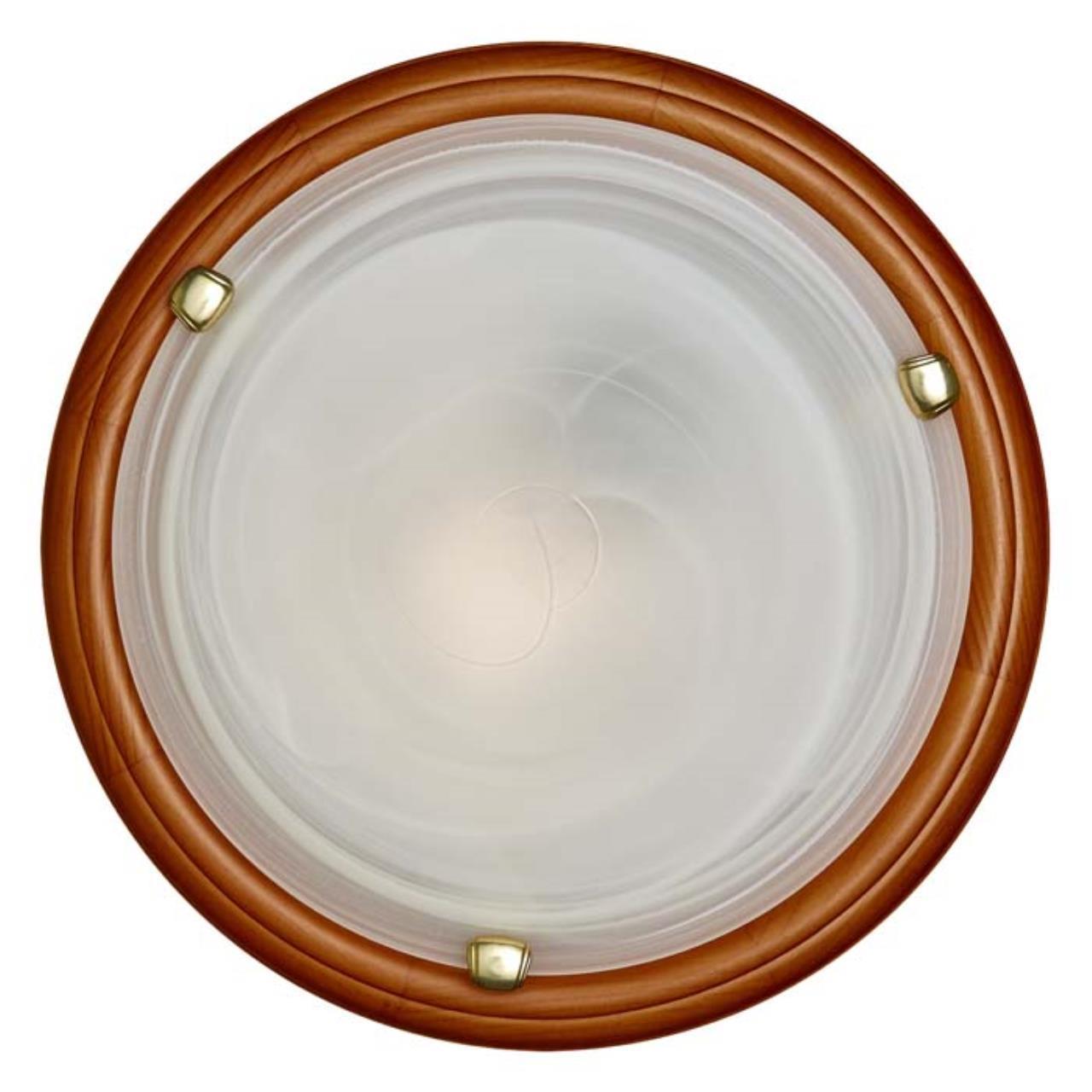 359 SN 107 св-к NAPOLI стекло E27 3*100Вт D560