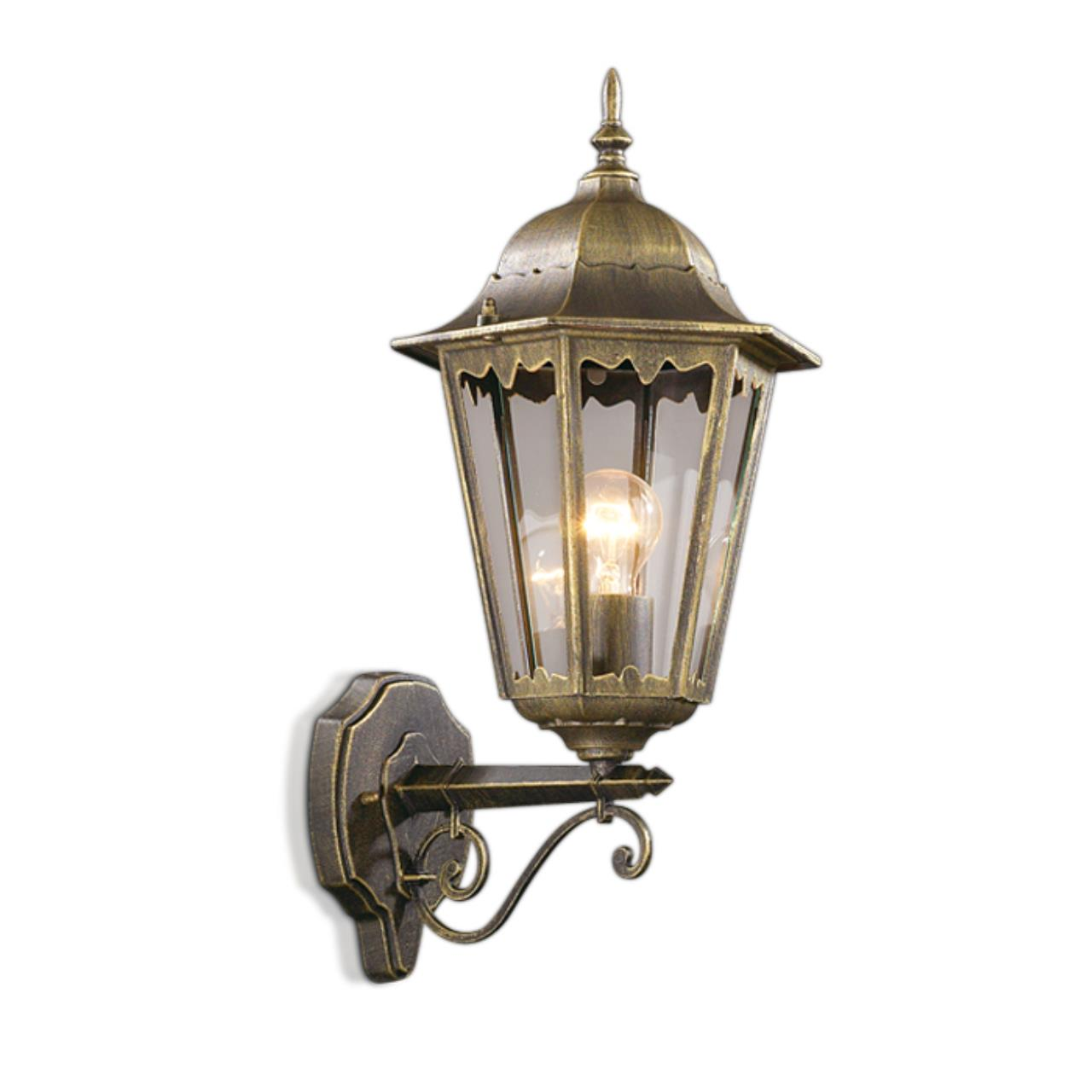 2319/1W NATURE ODL12 719 бронза Уличный настен светильник IP44 E27 60W 220V LANO