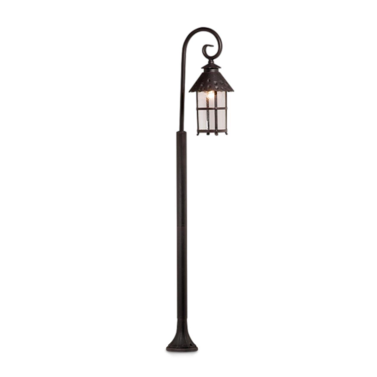 2314/1F NATURE ODL12 717 коричневый Уличный светильник 150см IP44 E27 60W 220V LUMI