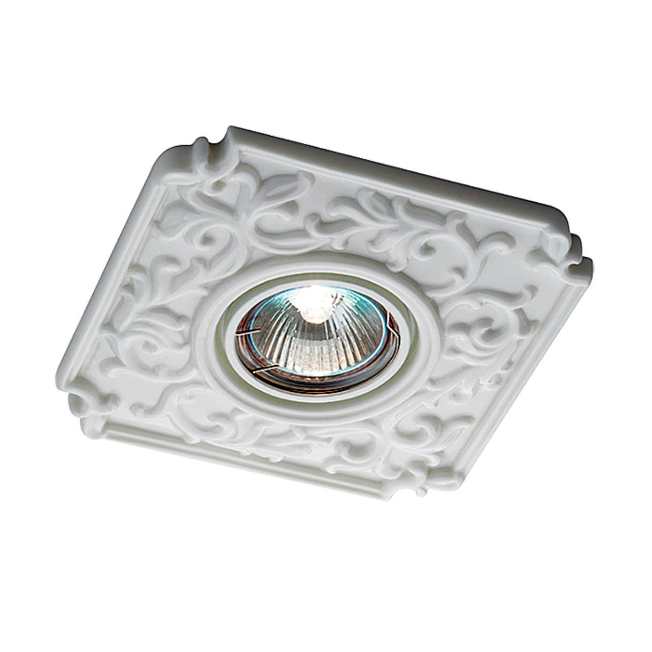 369865 SPOT NT14 120 белый Встраиваемый светильник IP20 GX5.3 50W 12V FARFOR