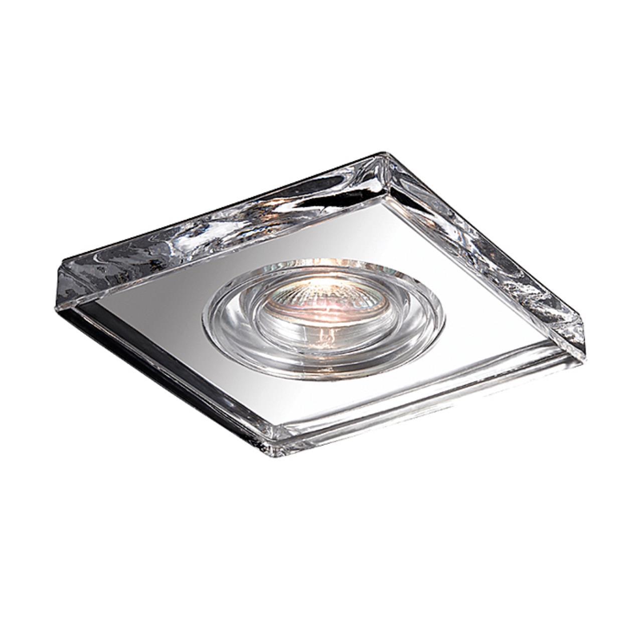 369884 SPOT NT14 138 прозрачный Встраиваемый светильник IP54 GX5.3 50W 12V AQUA
