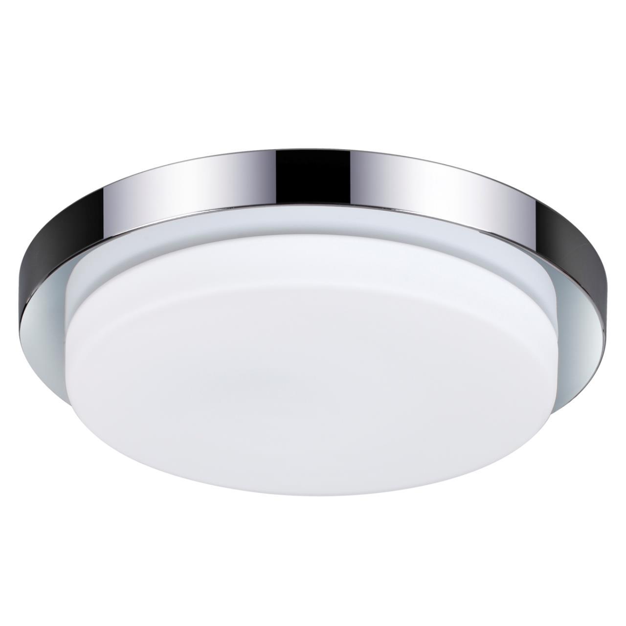 2746/3C DROPS ODL15 661 хром/стекло Н/п светильник IP44 E14 3*40W 220V HOLGER