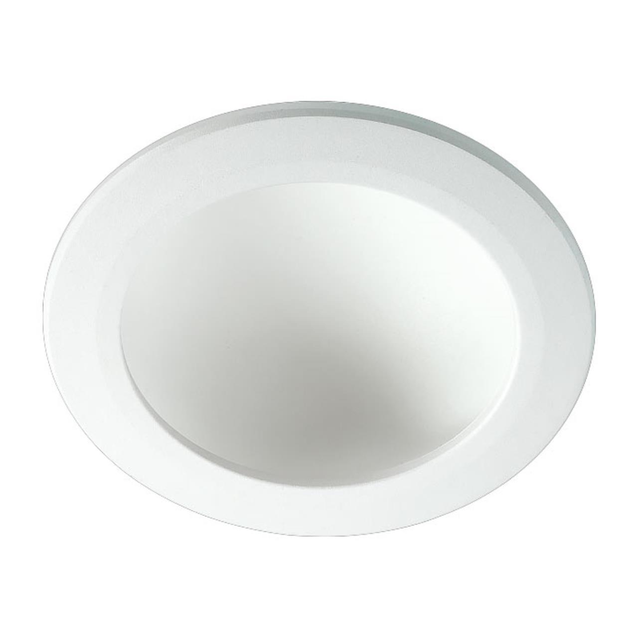 357353 SPOT NT17 80 белый Встраиваемый светильник IP20 LED 3000K 12W 85-265V GESSO