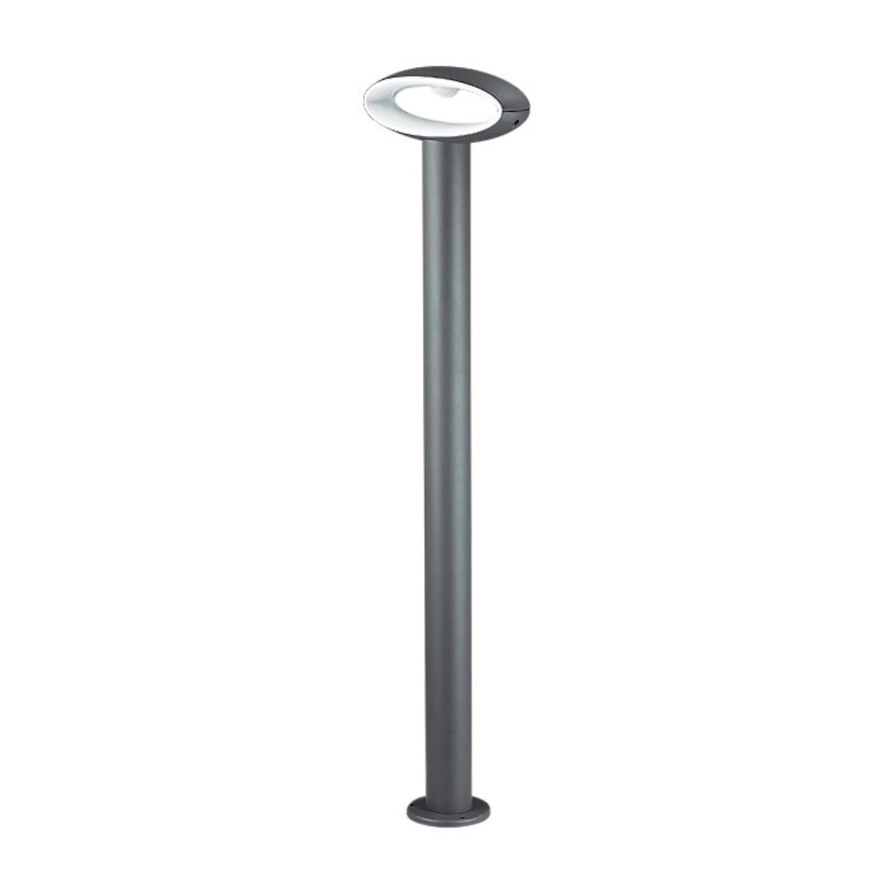 357406 STREET NT17 161 темно-серый Ландшафтный светильник IP54 LED 3000K 9W 220-240V KAIMAS