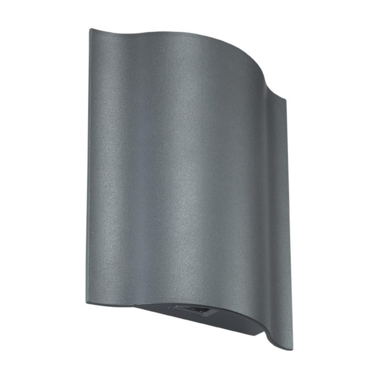 357415 STREET NT17 156 темно-серый Ландшафтный светильник IP54 LED 3000K 6W 220-240V KAIMAS