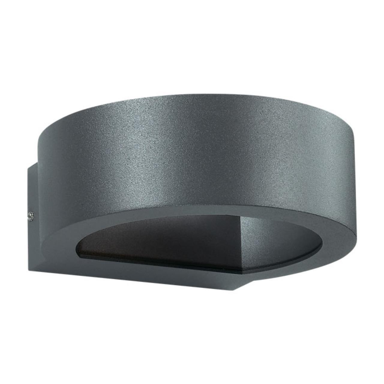 357421 STREET NT17 159 темно-серый Ландшафтный светильник IP54 LED 3000K 6W 220-240V KAIMAS