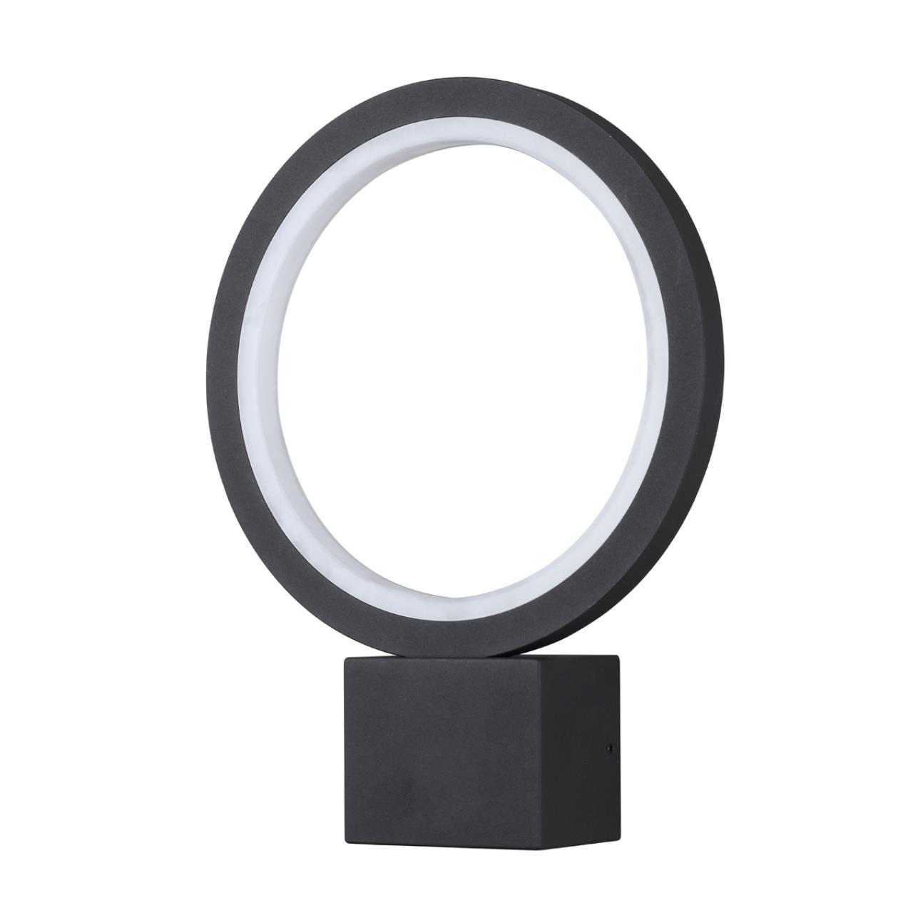 357444 STREET NT18 151 темно-серый Ландшафтный светильник IP65 LED 3000K 10W 100-240V ROCA