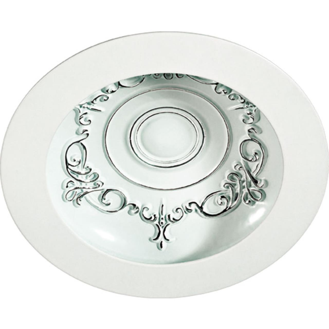 357491 SPOT NT18 141 белый/хром Встраиваемый светильник IP20 LED 3000K 15W 85-265V GESSO