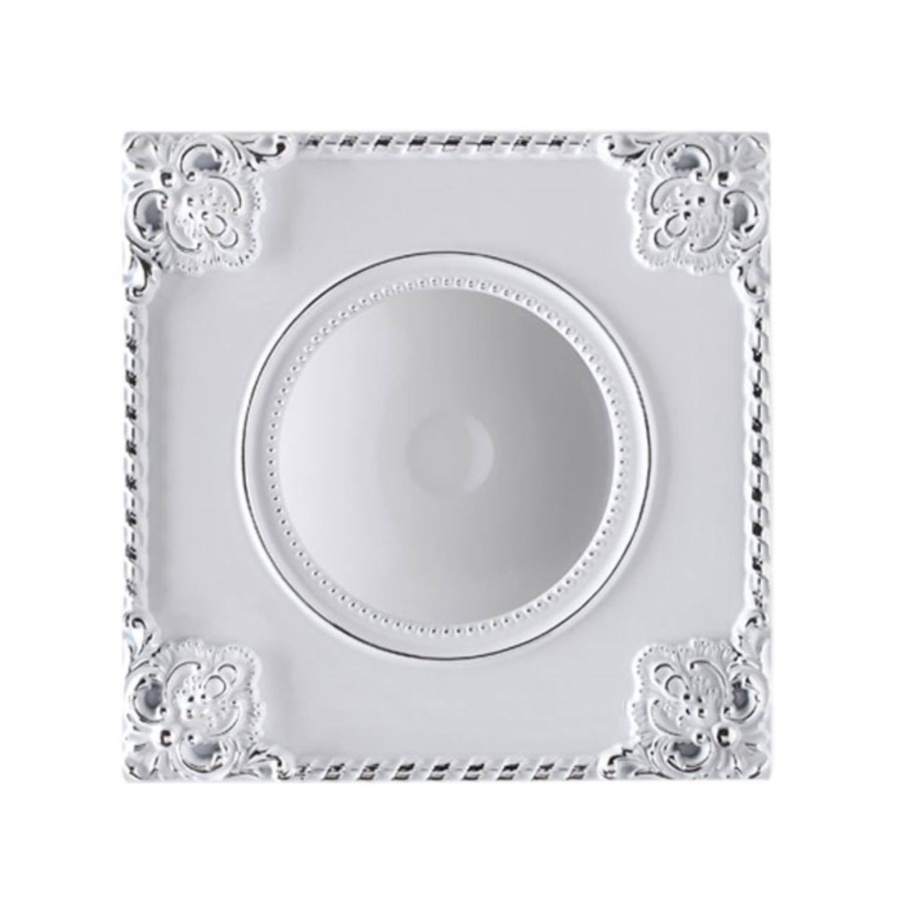 357618 SPOT NT18 141 белый/хром Встраиваемый светильник IP20 LED 3000K 9W 85-265V NOVEL