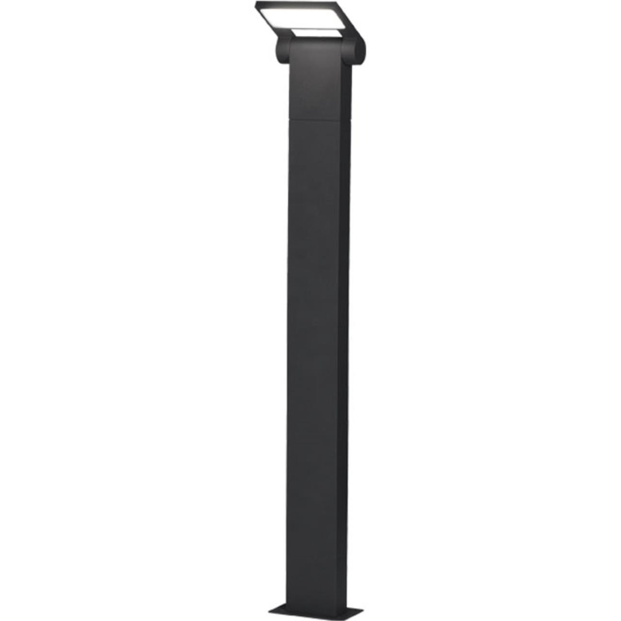357522 STREET NT18 150 темно-серый Ландшафтный светильник IP54 LED 3000K 10W 100-240V ROCA