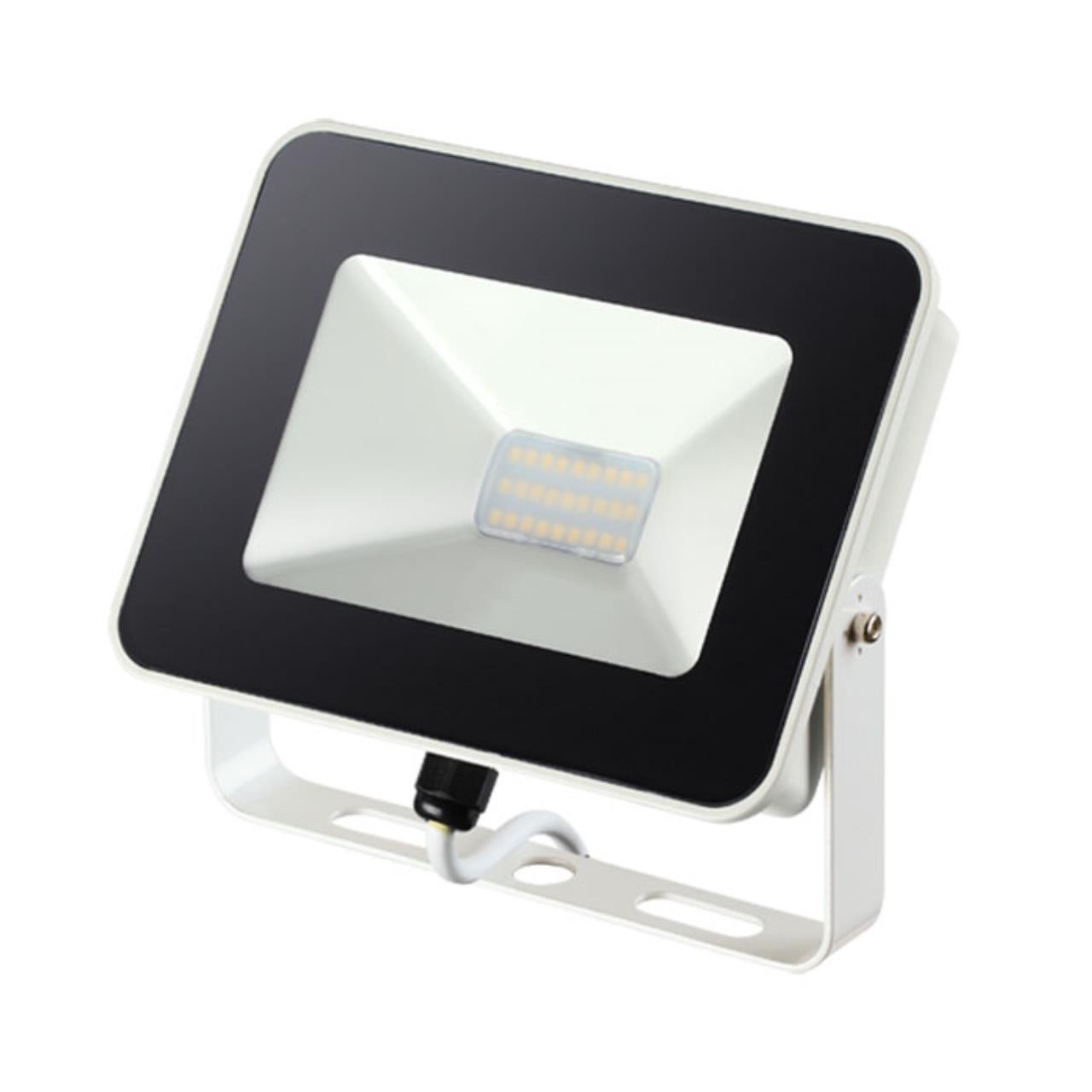 357526 STREET NT18 176 белый Ландшафтный прожектор IP65 LED 4000K 20W 220-240V ARMIN