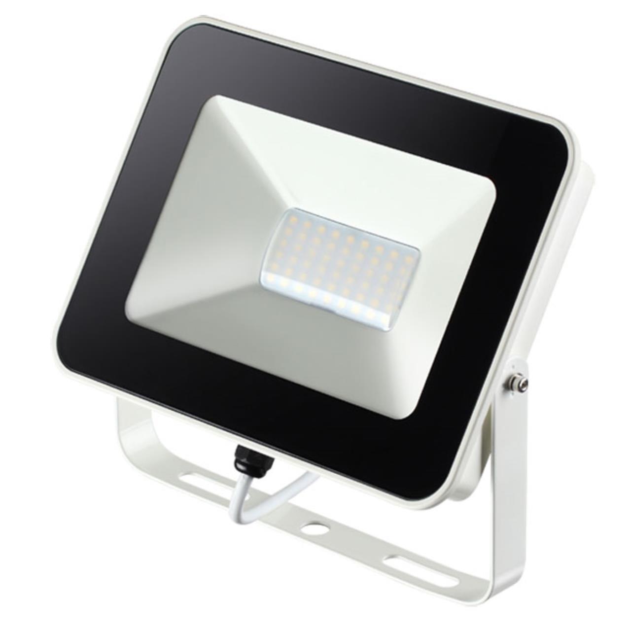 357528 STREET NT18 176 белый Ландшафтный прожектор IP65 LED 4000K 30W 220-240V ARMIN