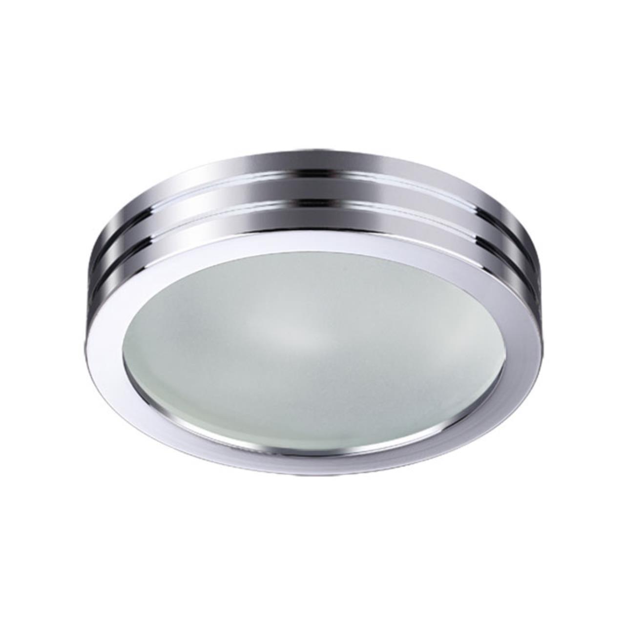 370388 SPOT NT18 139 хром Встраиваемый светильник GX5.3 50W 12V DAMLA