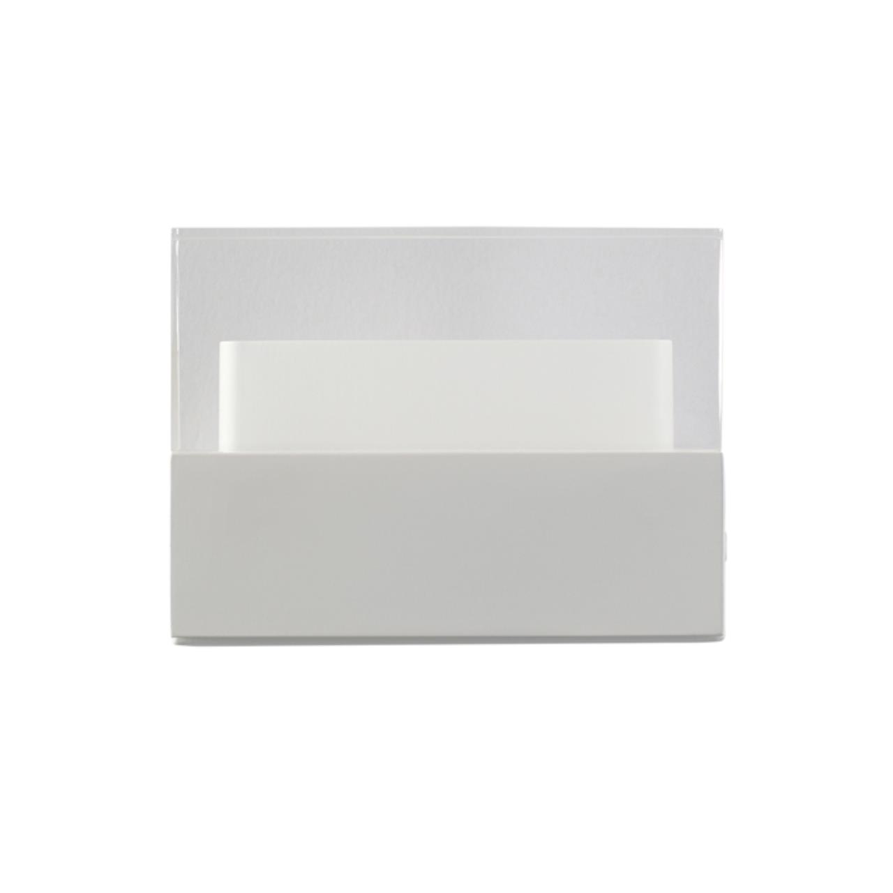 3541/6LW L-VISION ODL18 белый Настенный светильник IP20 LED 3000K 6W 500Лм 220V STALLITE
