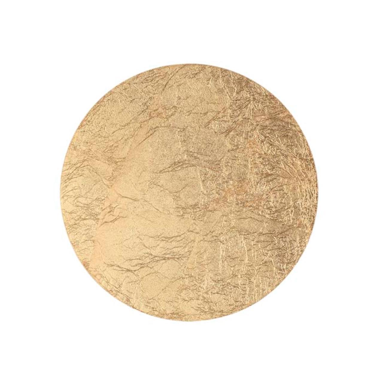 3561/12WL HIGHTECH ODL18 169 золотое фольгирование Настенный светильник IP20 LED 3000K 12W 672Лм 220