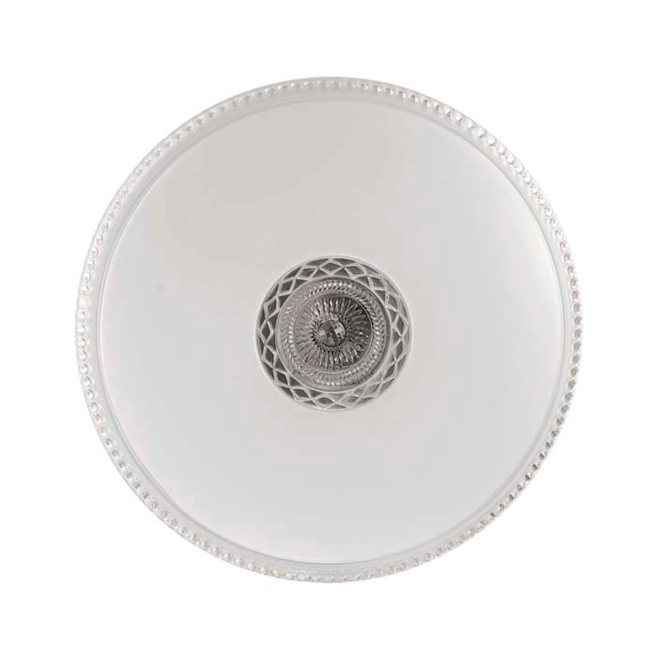 2044/EL SN 085 св-к LAVORA пластик LED 72Вт 3000-6000K D480 IP43 пульт ДУ