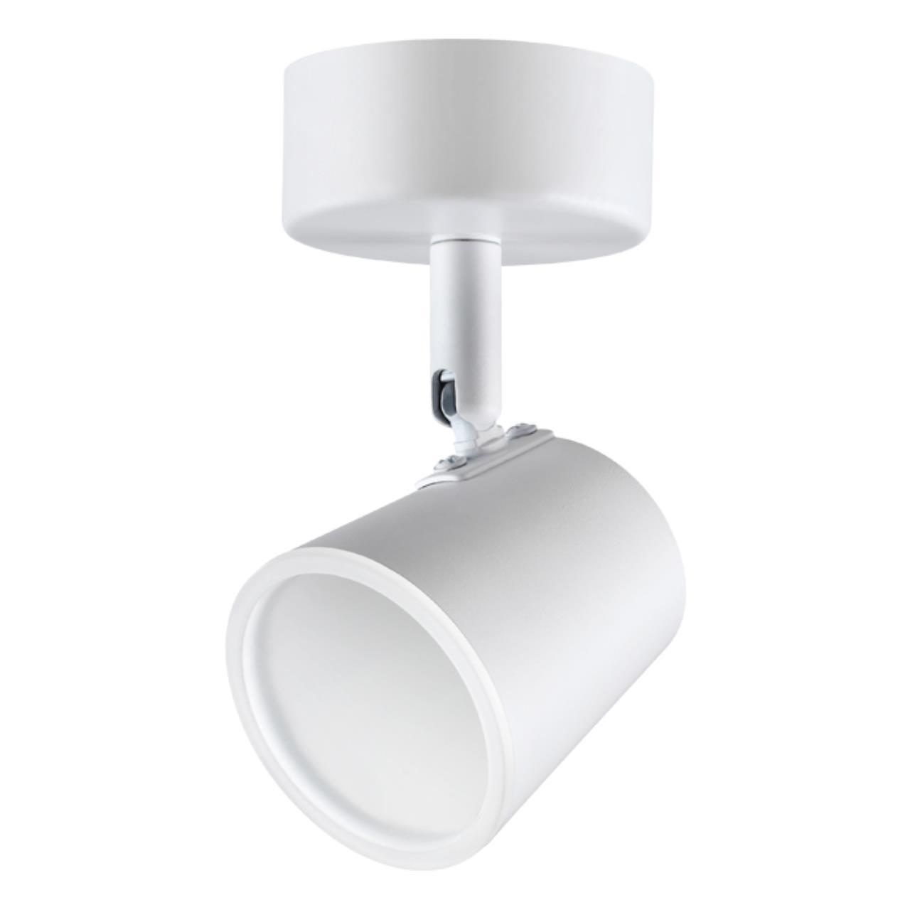 357852 OVER NT18 0062 белый Накладной светильник IP20 LED 3000К 6W 110-240V CAMPANA