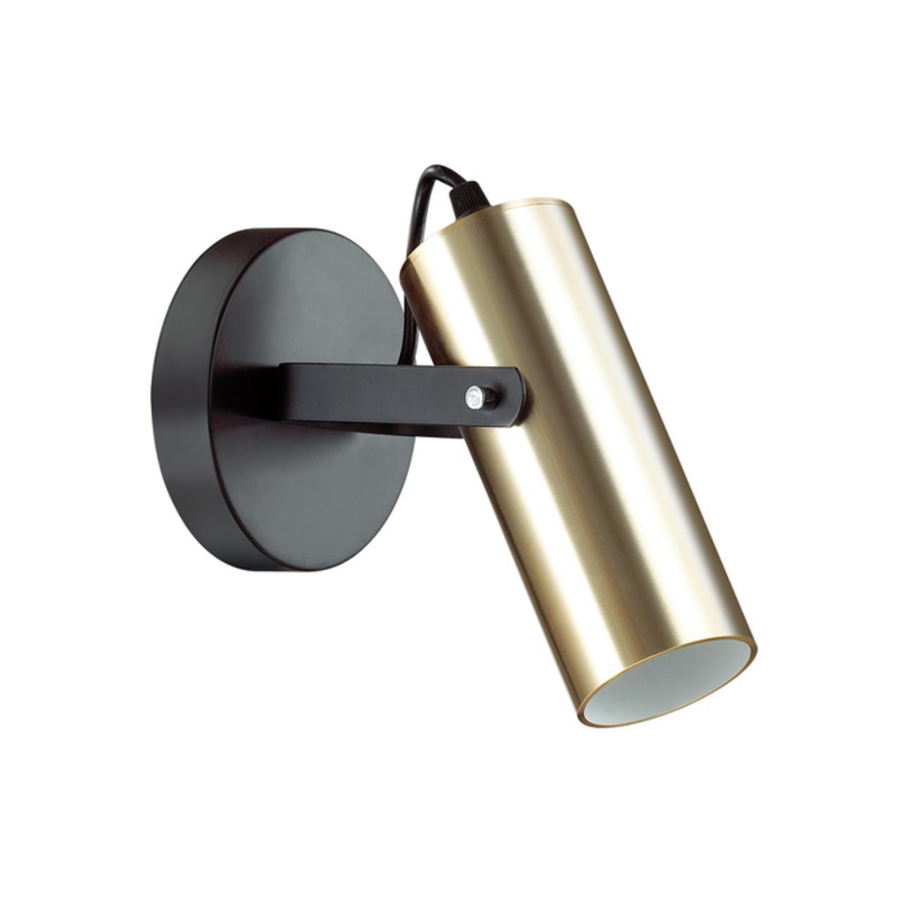 3714/1W MODERNI LN18 90 золотой, чёрный Бра GU10 5W 220V CLAIRE