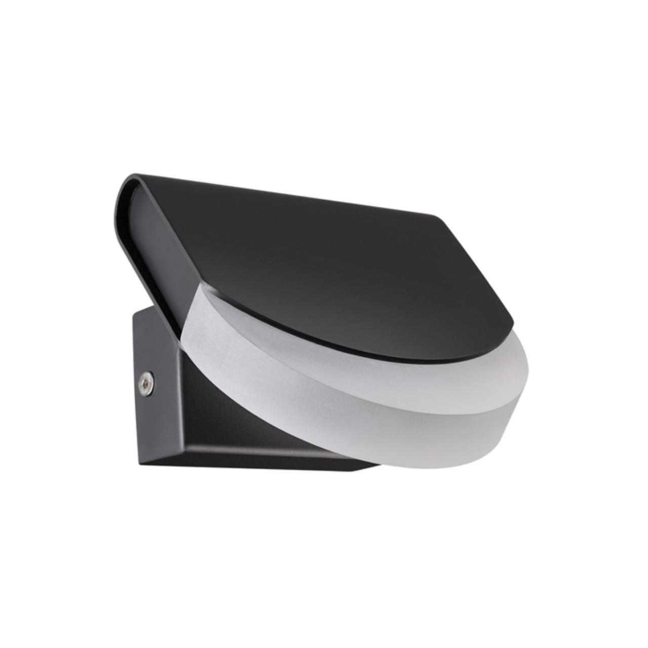 3861/6WB L-VISION ODL19 51 черный Настенный светильник LED 6W 390Лм 3000К 220V REBEL