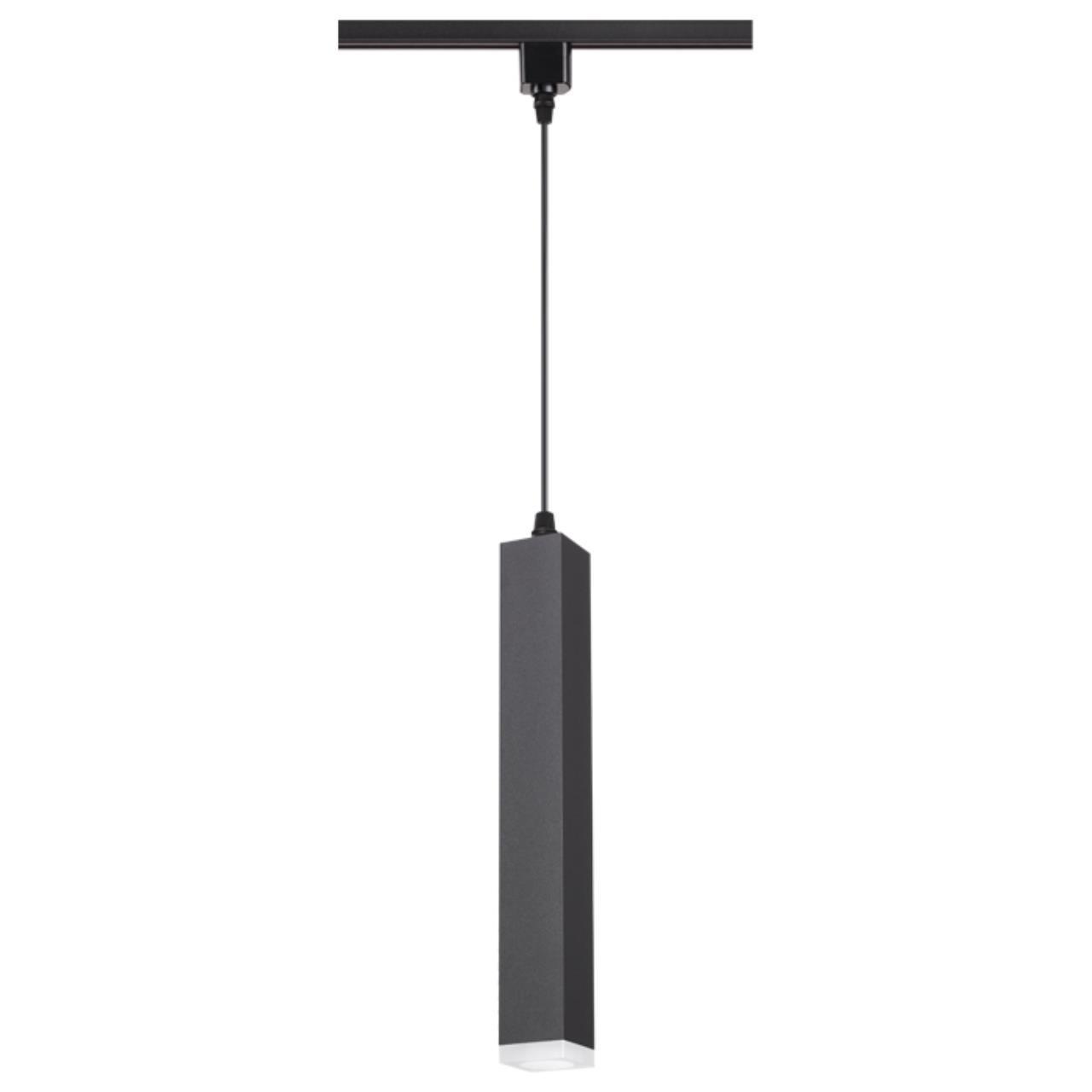 357895 PORT NT19 069 черный Трековый светильник IP20 LED 3000K 12W 160-265V MODO