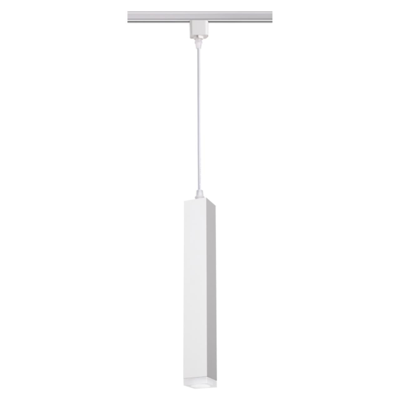 357896 PORT NT19 069 белый Трековый светильник IP20 LED 3000K 12W 160-265V MODO