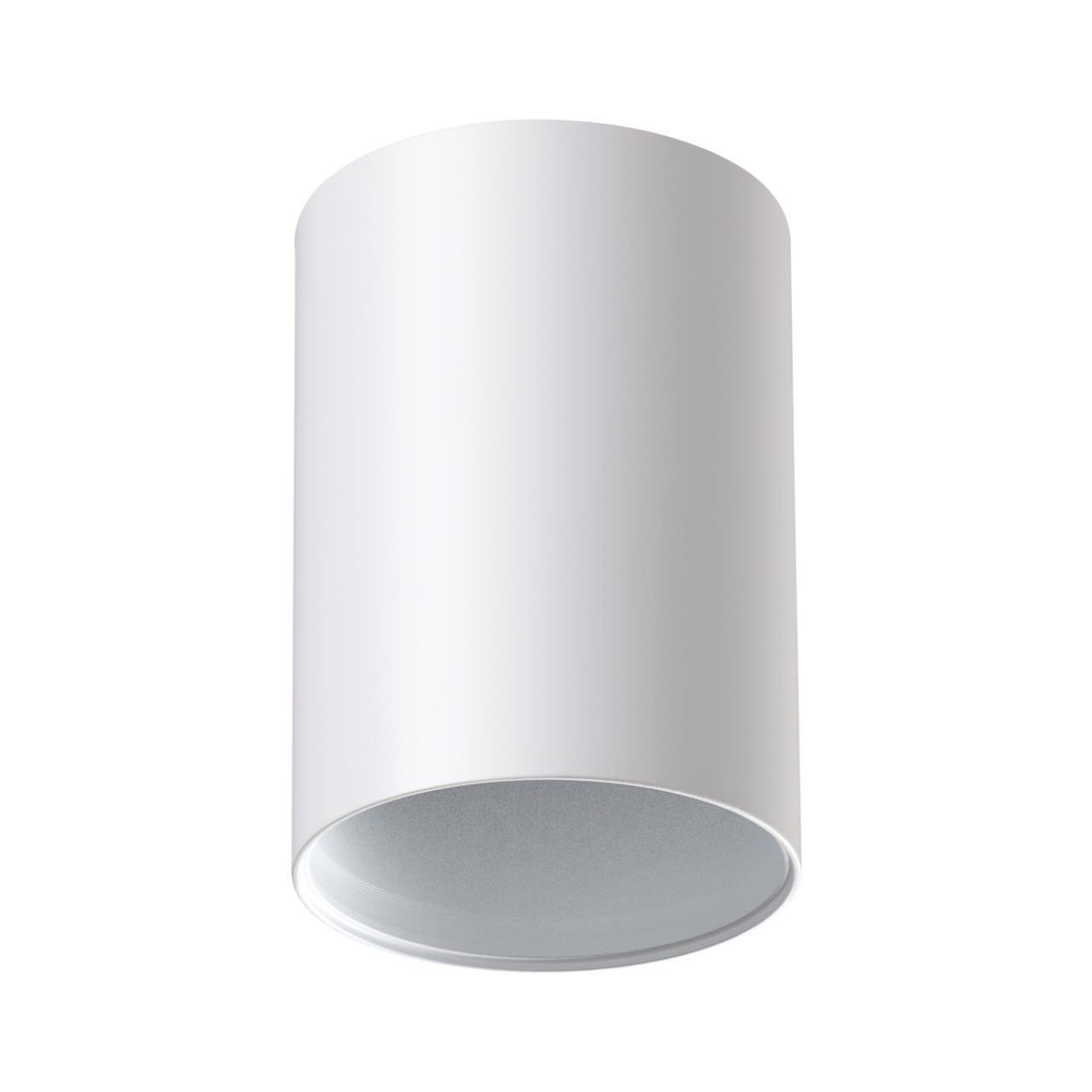 370455 KONST NT19 032 белый Накладной светильник IP20 GU10 50W 220V MECANO