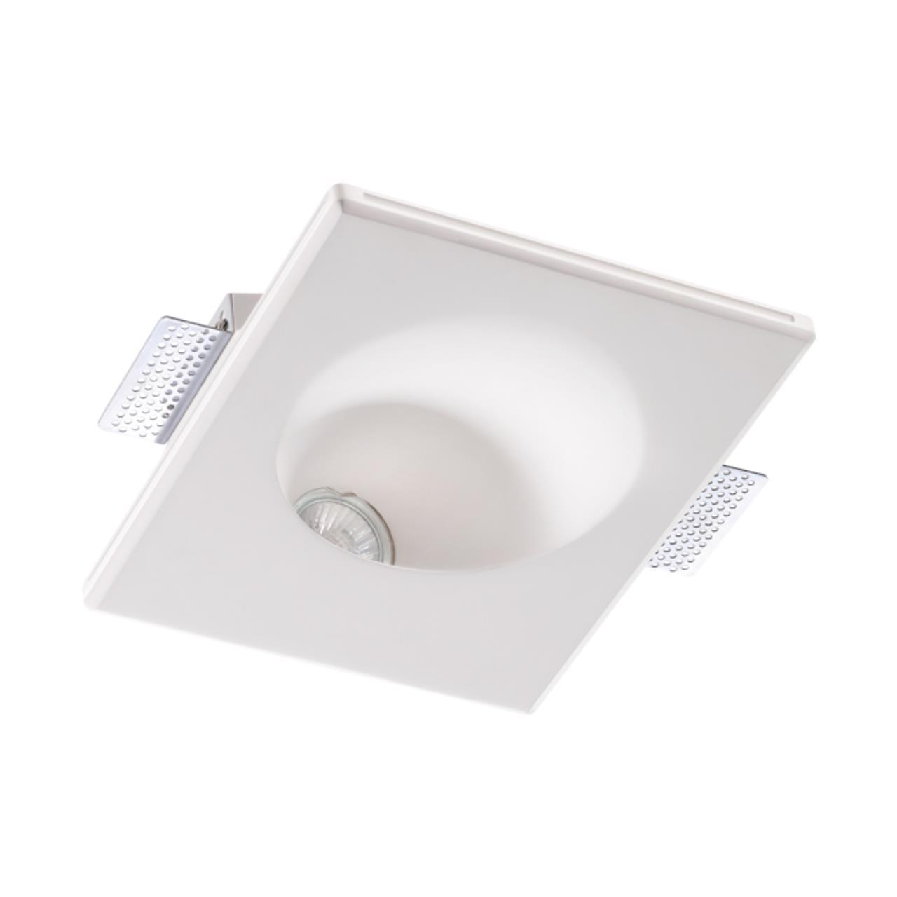 370497 SPOT NT19 041 белый Встраиваемый в стену под покраску светильник IP20 LED 50W 220V CAIL
