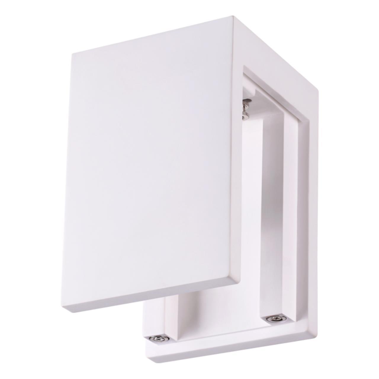 370500 KONST NT19 034 белый Накладной светильник IP20 GU10 50W 220-240V LEGIO