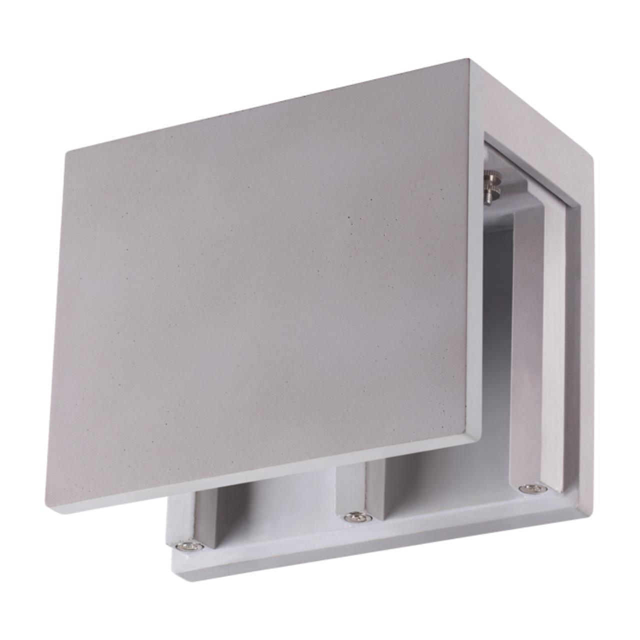 370505 KONST NT19 034 серый Накладной светильник IP20 GU10 2*50W 220-240V LEGIO