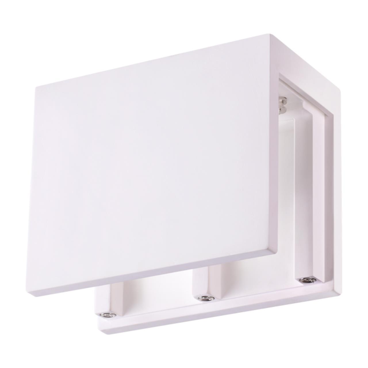 370506 KONST NT19 034 белый Накладной светильник IP20 GU10 2*50W 220-240V LEGIO