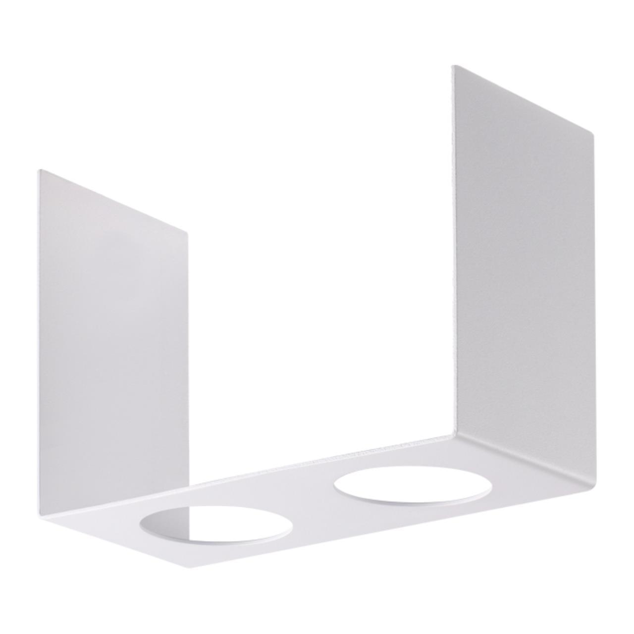 370508 KONST NT19 035 белый Декоративная рамка к артикулам 370505, 370506 LEGIO