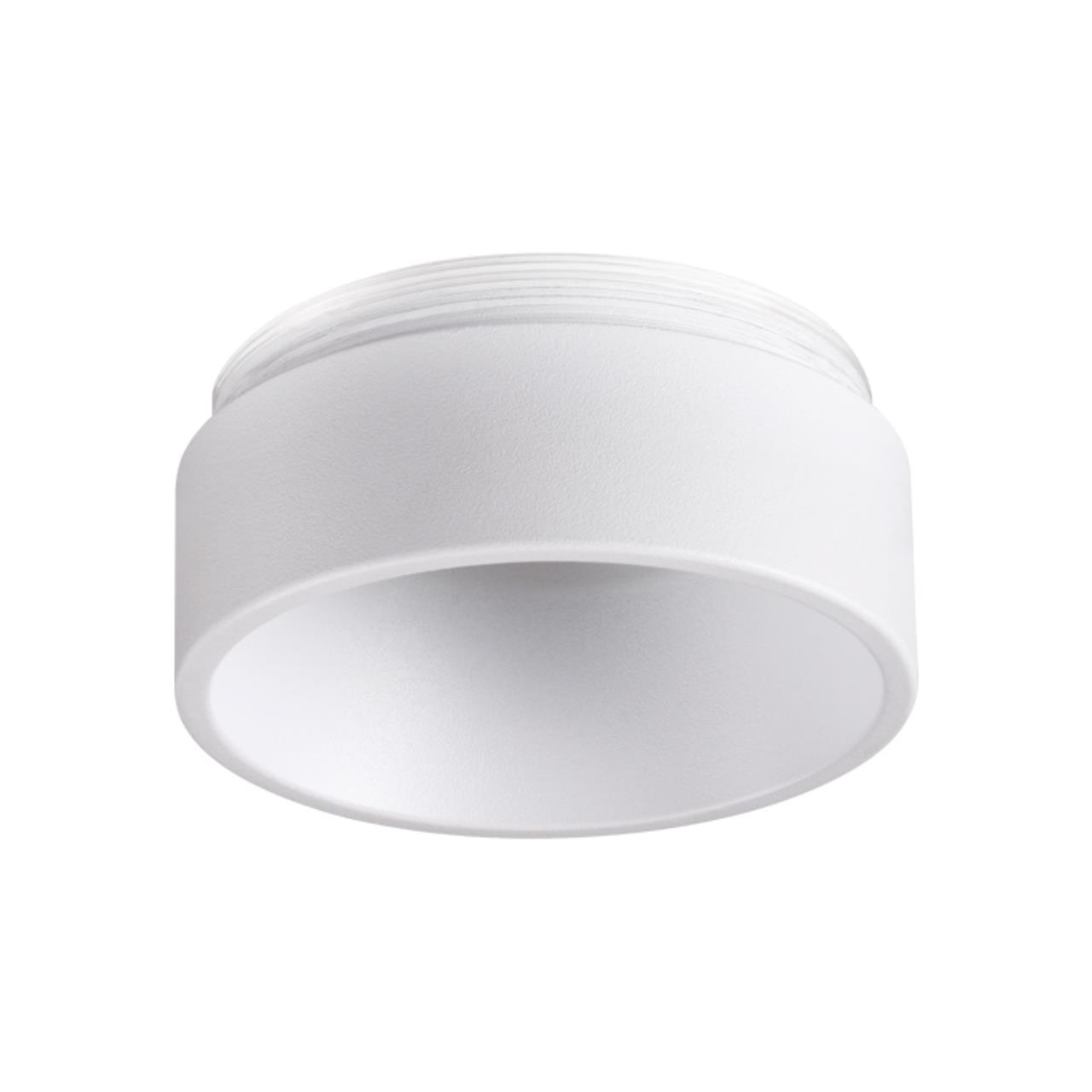 370512 KONST NT19 035 белый Декоративное кольцо к артикулам 370509, 370510 LEGIO