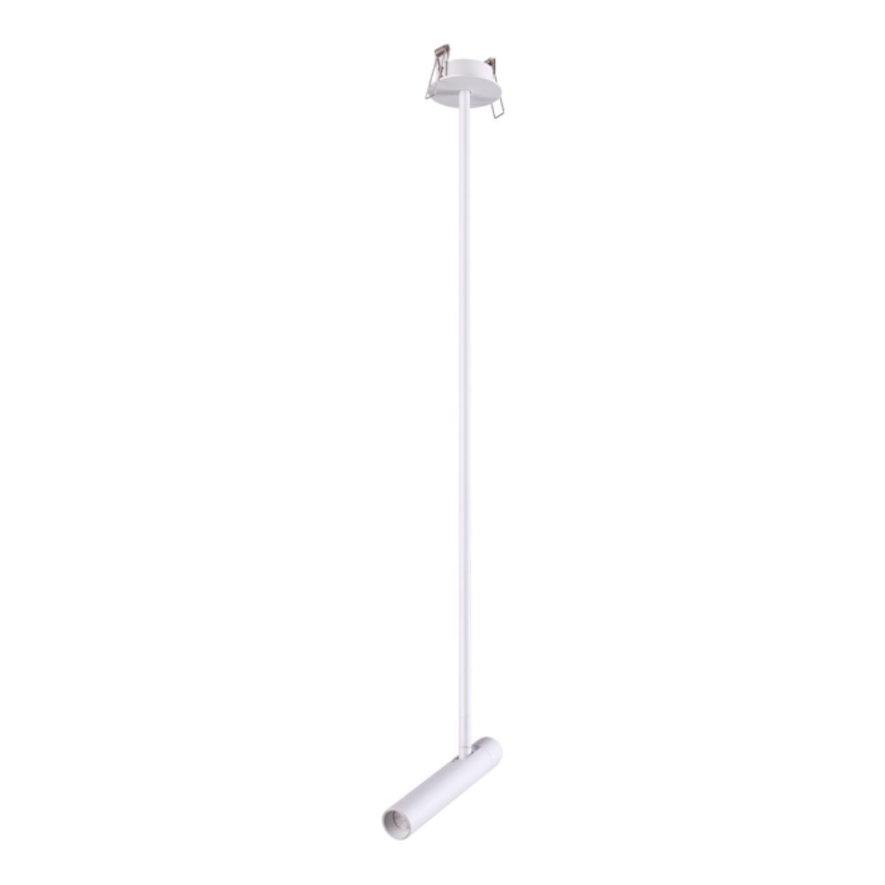 357945 SPOT NT19 025 белый Встраиваемый светильник IP20 LED 3000К 5W 220-240V MONS