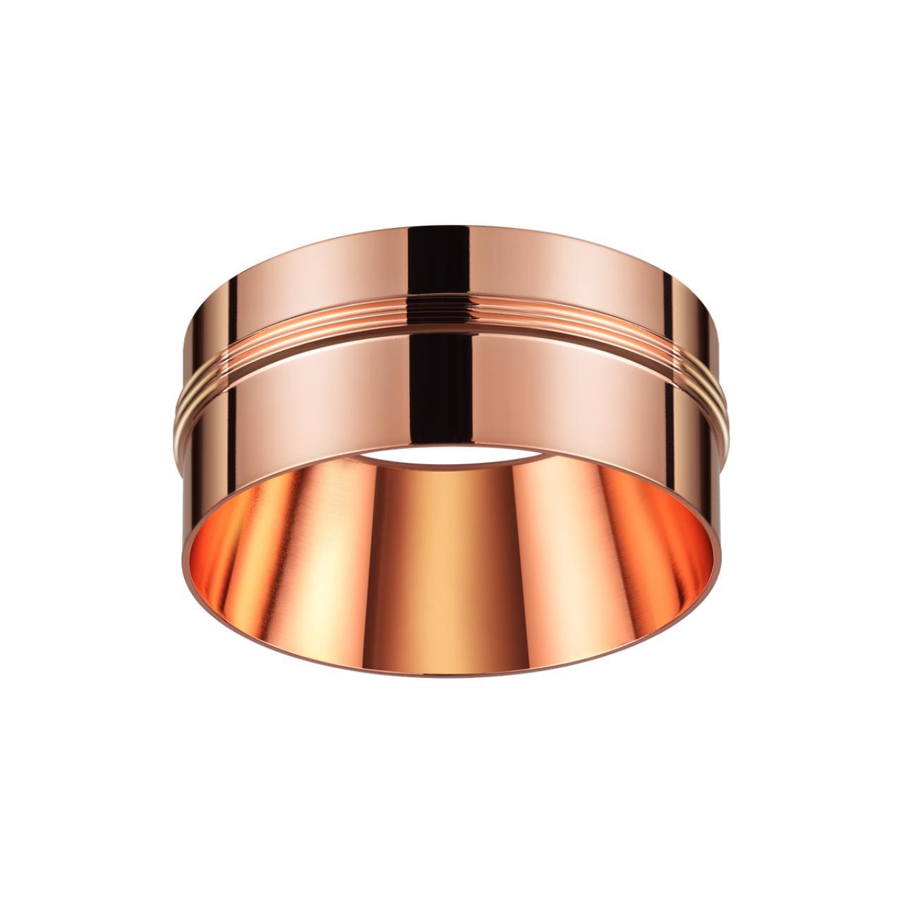 370528 KONST NT19 028 медь Декоративное кольцо к артикулам 370517 - 370523 UNITE