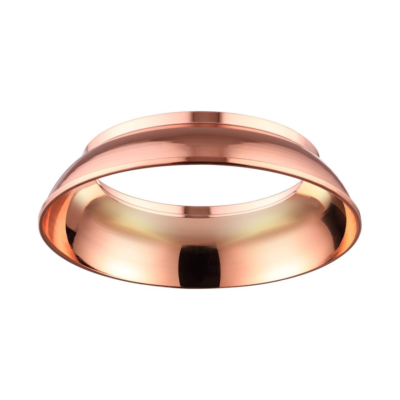 370539 KONST NT19 029 медь Внутреннее декоративное кольцо к артикулам 370529 - 370534 UNITE