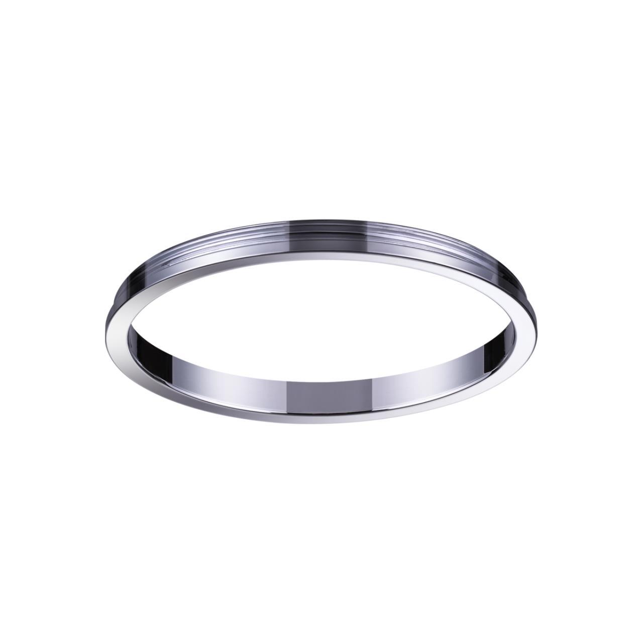370542 KONST NT19 029 хром Внешнее декоративное кольцо к артикулам 370529 - 370534 UNITE