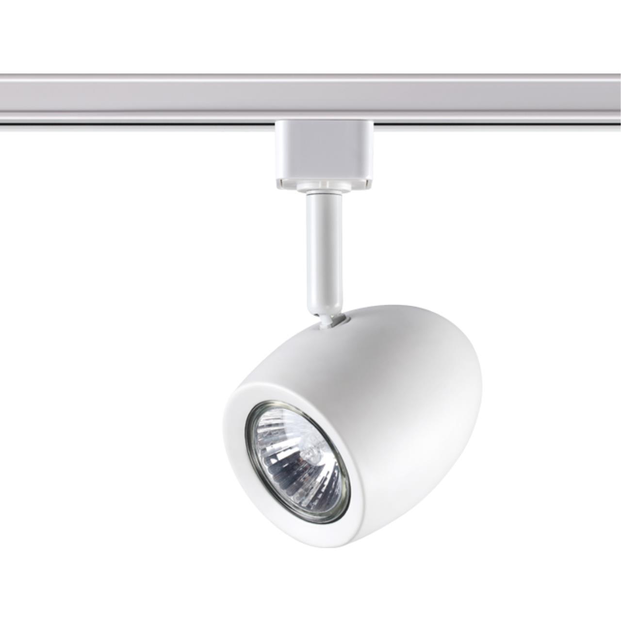 370546 PORT NT19 105 белый Трековый светильник IP20 GU10 50W 230V VETERUM