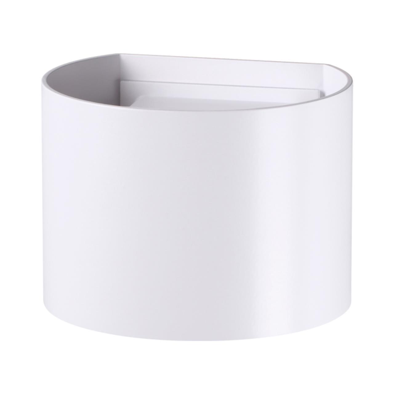 358002 STREET NT19 153 белый Ландшафтный светильник IP54 LED 3000К 2*3W 85-265V KAIMAS