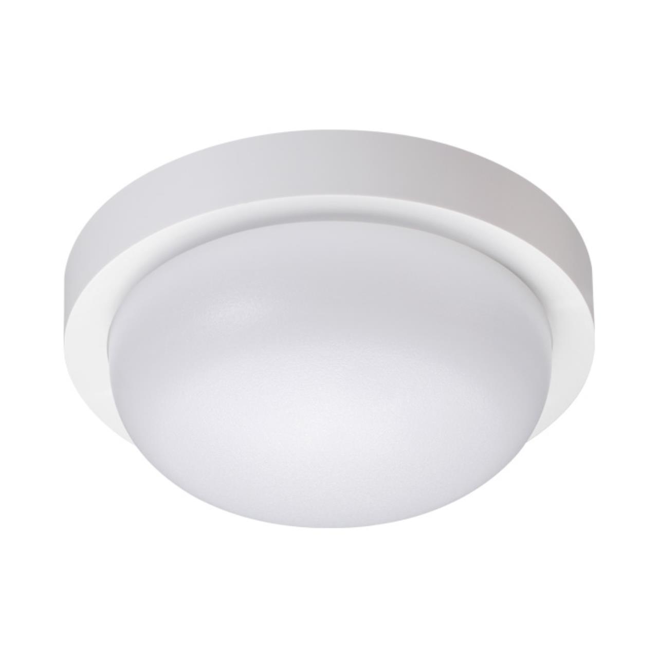 358014 STREET NT19 173 белый Ландшафтный светильник IP65 LED 4000К 12W 220V OPAL