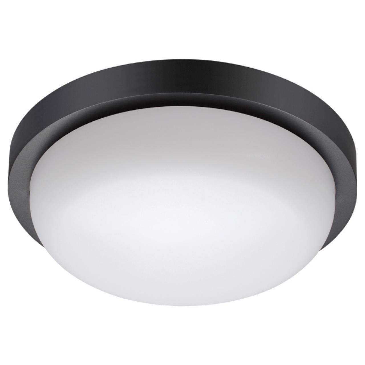 358017 STREET NT19 173 черный Ландшафтный светильник IP65 LED 4000К 18W 220V OPAL