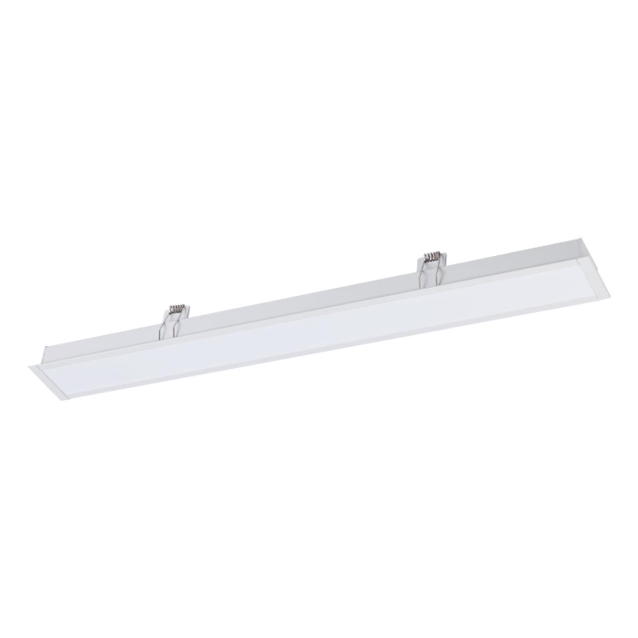 358043 SPOT NT19 052 белый Встраиваемый светильник IP20 LED 4000К 32W 220V ITER