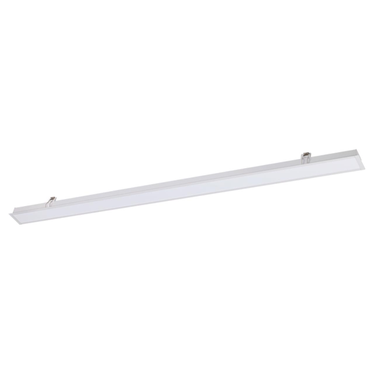 358045 SPOT NT19 052 белый Встраиваемый светильник IP20 LED 4000К 50W 220V ITER