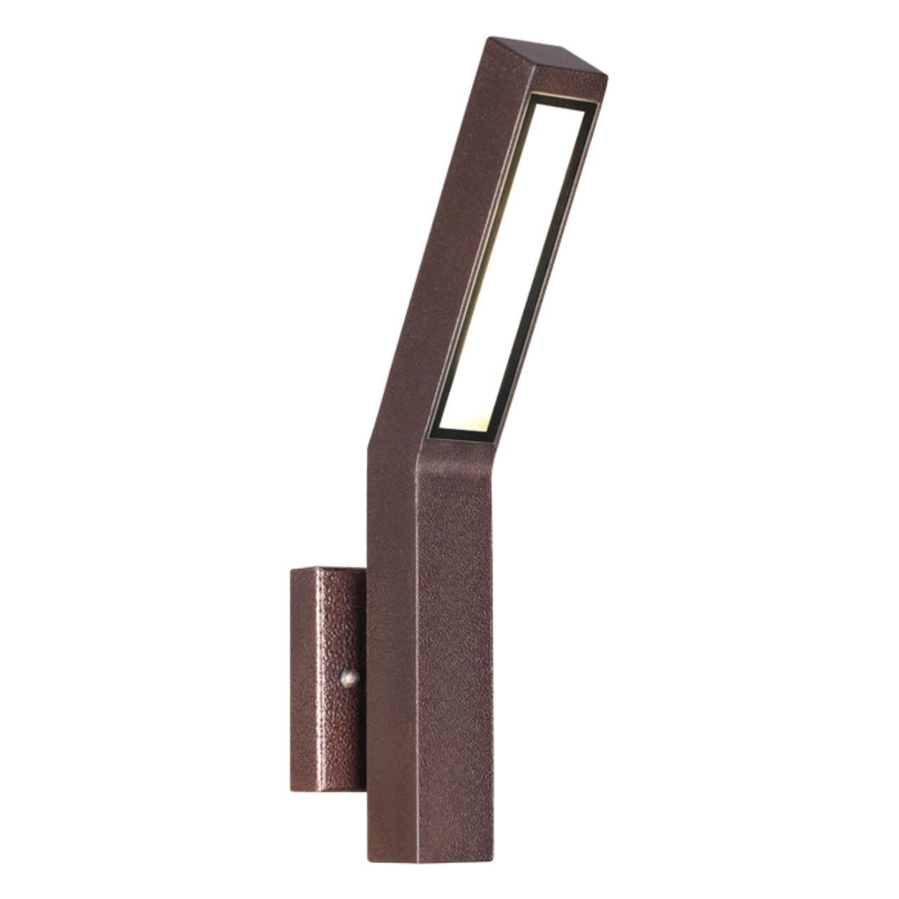 358056 STREET NT19 168 коричневый Ландшафтный светильник IP65 LED 3000К 8W 220V CORNU