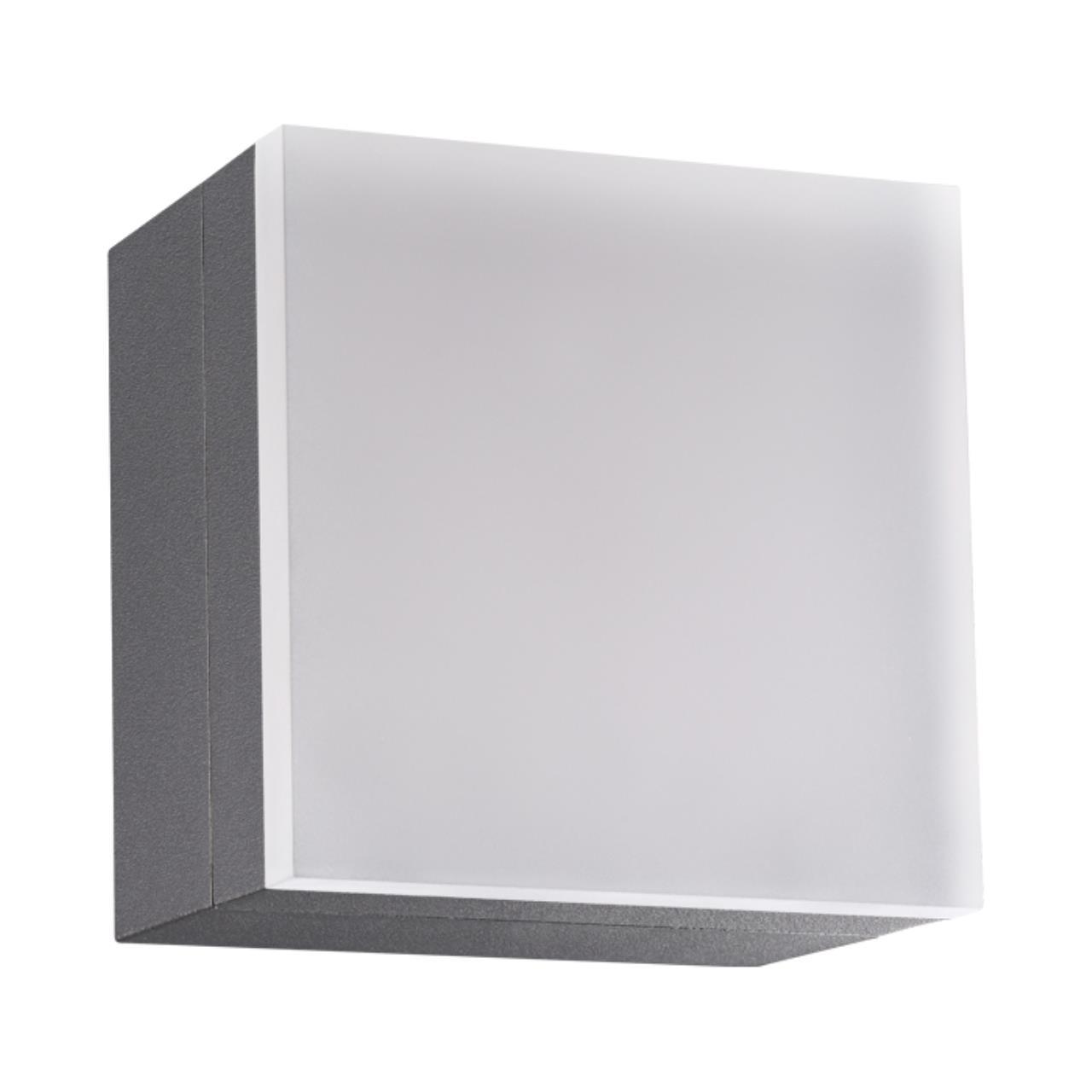 358085 STREET NT19 152 темно-серый Ландшафтный светильник IP54 LED 3000К 12W 220V KAIMAS