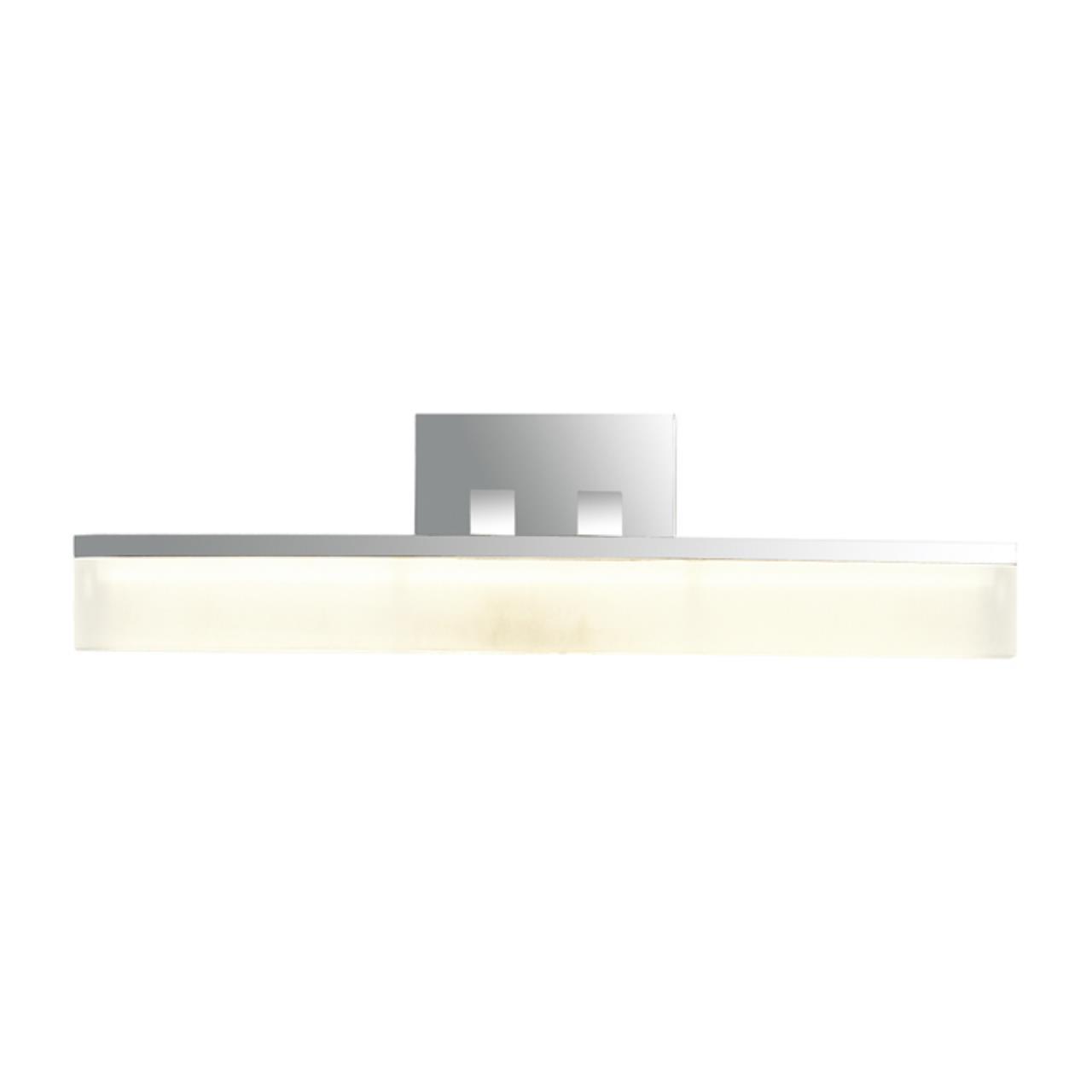 4617/12WL DROPS ODL19 651 хром/белый Настенный светильник IP44 LED 12W PORTA